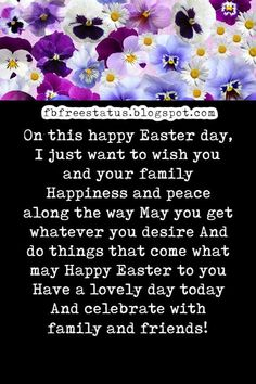 Easter Blessings Wishes and easter wishes greetings images Greetings Images, Wishes Images, Stay Happy, Are You Happy, Easter Quotes, Easter Wishes, Happy Easter Day, Palm Sunday, Wishes Messages