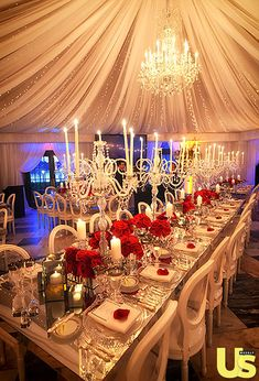 Inside Jenny McCarthy and Donnie Wahlberg's wedding reception!