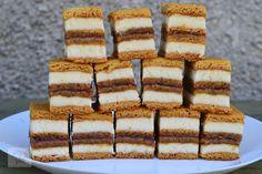Prajitura Albinita - CAIETUL CU RETETE Krispie Treats, Rice Krispies, Caramel, Deserts, Sweets, Food, Kuchen, Sticky Toffee, Candy