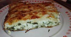 Mennyei Torok túros-spenótos borek avagy a burek recept! A boreknek vagy bureknek rengeteg változata létezik. Törököknél nemzeti étek, a túrós-spenótos a legkedveltebb. Ez a recept az igazi török boreket mutatja be. Salty Cake, Quiche, Main Dishes, Bakery, Bbq, Vegan Recipes, Food And Drink, Sweets, Cooking