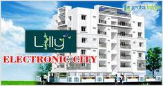 Gruhakalyan Lilly - Electronic City, Flats Available 1BHK, 2BHK and 3BHK Visit:www.gruhakalyan.com