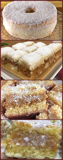 Chef Recipes, Candy Recipes, Sweet Recipes, Cooking Recipes, Food Cakes, Baking Business, Good Food, Yummy Food, Pound Cake Recipes