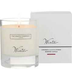 THE WHITE COMPANY Winter signature candle