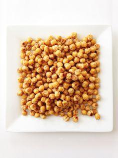 garlic chickpeas