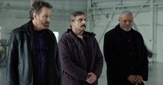 Last Flag Flying Review      Richard Linklater is back with an anti-war drama and he's brought Steve Carrell, Bryan Cranston, and Laurence Fishburne with him. http://www.slashfilm.com/last-flag-flying-review/