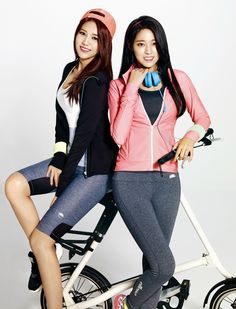 AOA HyeJung and SeolHyun