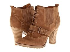 Wishlist: Sofft Windsor brown booties. So comfortable and cute!
