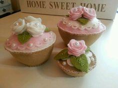 Bloomig cupcakes