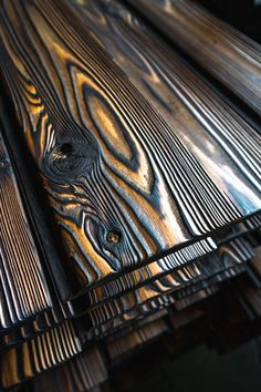Pika-Pika: Yakisugi Charred Wood Siding See our selection of authentic Japanese yakisugi (shou sugi ban) products readily available throughout the US & Canada. Contact us for a project quote.