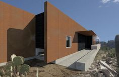 HK ASSOCIATES INC architecture + design - sabino shadow house