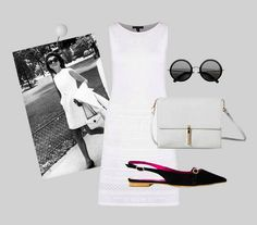 Jacky Nero, pinkinside.com Pointy Flats, Polyvore, Pink, Image, Fashion, Moda, Fashion Styles, Fashion Illustrations, Fashion Models