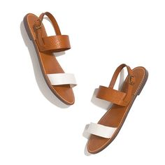 The Slingback Boardwalk Sandal