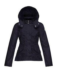 Moncler - Girl's Ayrollette Jacket