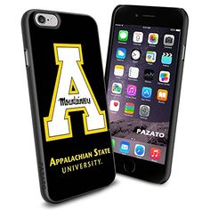 "Appalachian State Mountaineers iPhone 6 4.7"" Case Cover Protector for iPhone 6 TPU Rubber Case SHUMMA http://www.amazon.com/dp/B00T3ZWEZ2/ref=cm_sw_r_pi_dp_aqzmvb0S45K3P"