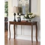 Coaster Furniture - Cherry Traditional Console Table - 900964