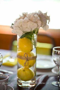 Le citron, déco nature et utile