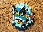Dumbo's Circus Disney Pin - The Crows - 2012 Hidden Mickey Series #EasyNip