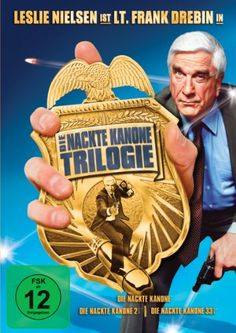 Die Nackte Kanone Trilogie (Die Nackte Kanone / Die Nackte Kanone 2 1/2 / Die Nackte Kanone 33 1/3) [3 DVDs] Paramount http://www.amazon.de/dp/B0006UU02W/ref=cm_sw_r_pi_dp_.hoVwb14HGGZD