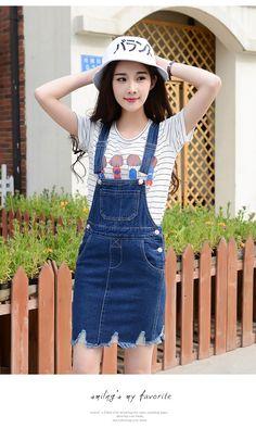 a427178f812 2017 Latest Fashion Wholesale No Brand Jeans Suspenders Skirt New Pattern  Braces Skirt Stocks - Buy Dresses Women Summer Sexy Body