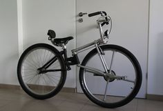 polish innovative bike prototype
