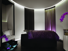 The spa suite in The Royal Penthouse at Corinthia Hotel London.
