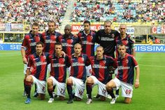Bologna F.C. 1909 en Bologna, Emilia-Romagna