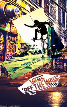 wallpaper for android Vans Off The Wall, Android, Wallpaper, Design, Street Graffiti, Wallpapers