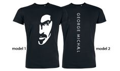 RIP George Michael Shirt Mens George Michael by ToniKaramanoff
