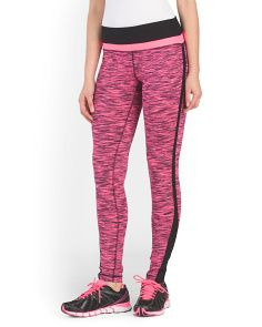 Allover Spacedye Legging