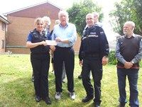 Police in Battle have donated £200 to ROAR (Residents of all Rother).  ROAR are a group of residents who live in the Rother area. They have been established by and work in conjunction of Amicus Horizon. Their aims are to get people primarily aged 60 and over involved in activities such as arts and crafts. They also regularly organise day trips which is mainly aimed for residents but they will not turn a non Amicus tenant away where they can. Day Trips, Charity, Acting, Police, Battle, Activities, Group, People, Crafts