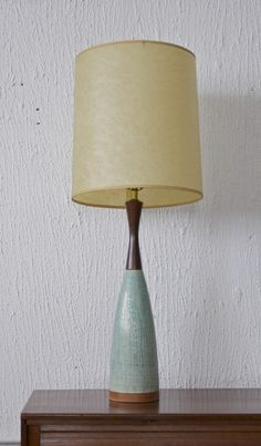 Vintage Ceramic Lamp $125 - Chicago http://furnishly.com/vintage-ceramic-lamp.html