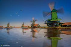 Windmills by Vittorio Delli Ponti on 500px