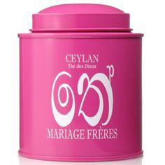 Mariage Frères Ceylan