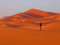 Sahara, Marroco