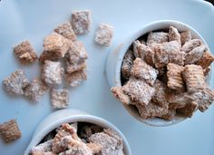 Cinnamon Churro Chex Mix