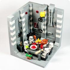 Banquet on the Death Star... by Artamir , via Flickr