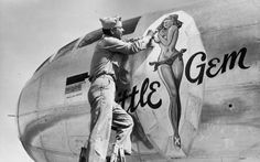 b 29 nose art decals - Buscar con Google