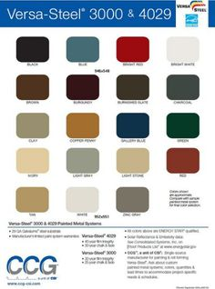 Best Metal Roofing And Siding Colors Finishes Guides And 640 x 480