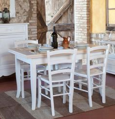 1000 images about tavoli con sedie on pinterest shabby for Bima store arredamenti