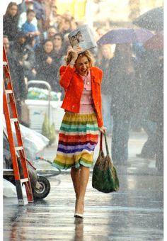 Pourquoi les looks de Carrie Bradshaw continuent de nous inspirer ?