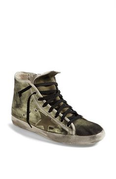 Golden Goose 'Francy' High Top Sneaker available at #Nordstrom
