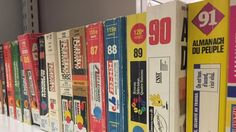L'<i>Almanach du peuple</i> a été très populaire pendant des décennies.