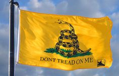 """ALERT: If you own """"Don't tread on me"""" gear, spread this EVERYWHERE... - Allen B. West - AllenBWest.com"""
