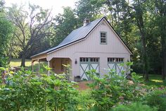 24x36 post and beam barn with lean to - Google Search
