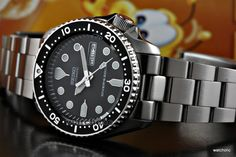 Addicted to Cheerios and Divers (Seiko)