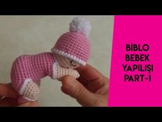 Amigurumi tiny trinket making doll (How to make a small knitting doll) - crochet patterns Knitting Blogs, Baby Knitting, Knitting Patterns, Knitted Dolls, Crochet Dolls, Yarn Crafts For Kids, Baby Mobile, Creepy Dolls, Crochet Free Patterns