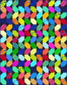 Quilt Along Announcement – See the Winning Quilt Design!