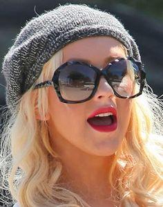 Stars in Glasses - Christina Aguilera