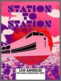 station to station doug aitken film poster