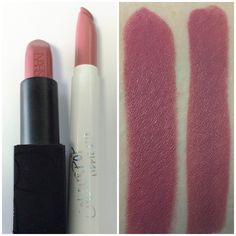 NARS Audacious 'Anna' Dupe and ColourPop Lumiere Lippie Stix. Almost perfect dupes All Things Beauty, Beauty Make Up, Beauty Dupes, Beauty Hacks, Expensive Lipstick, Lipstick Dupes, Eyeshadow Dupes, Dupes Nyx, Make Up Dupes
